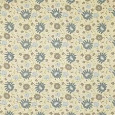 Willow Botanical Drapery and Upholstery Fabric by Lee Jofa