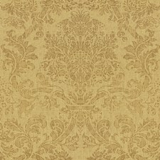 Straw Damask Drapery and Upholstery Fabric by Lee Jofa