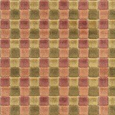 Chili Geometric Drapery and Upholstery Fabric by Lee Jofa