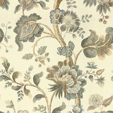 Sage Jacobeans Drapery and Upholstery Fabric by Lee Jofa