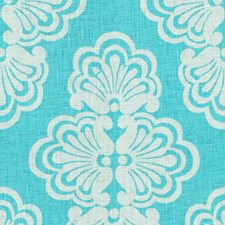Shorely Blue Damask Drapery and Upholstery Fabric by Lee Jofa