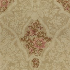 Rose Damask Drapery and Upholstery Fabric by Lee Jofa