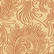 Clay Botanical Drapery and Upholstery Fabric by Lee Jofa