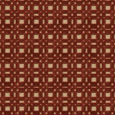 Cherry Small Scales Drapery and Upholstery Fabric by Lee Jofa