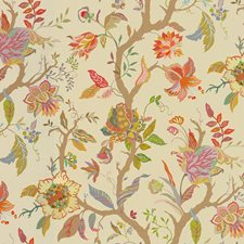 Opal Jacobeans Drapery and Upholstery Fabric by Lee Jofa