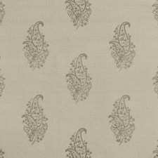 Grey/Natural Drapery and Upholstery Fabric by Lee Jofa