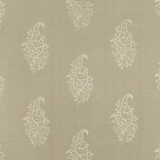 Ecru/Natural Drapery and Upholstery Fabric by Lee Jofa