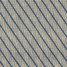 Blue Ethnic Drapery and Upholstery Fabric by Lee Jofa