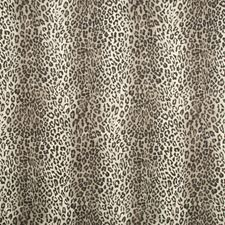 Charcoal Animal Skins Drapery and Upholstery Fabric by Lee Jofa