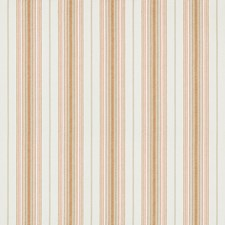 Tangerine Stripes Drapery and Upholstery Fabric by Lee Jofa