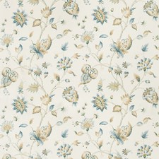 Mineral Botanical Drapery and Upholstery Fabric by Lee Jofa