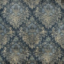 Midnight Damask Drapery and Upholstery Fabric by Lee Jofa