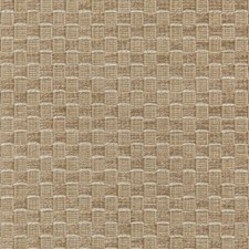Flax Check Drapery and Upholstery Fabric by Lee Jofa