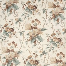Lichen Botanical Drapery and Upholstery Fabric by Lee Jofa