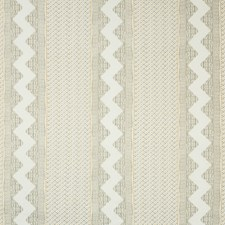 Grey/Sand Global Drapery and Upholstery Fabric by Lee Jofa