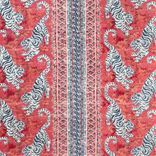 Poppy Animal Drapery and Upholstery Fabric by Lee Jofa