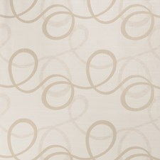 Parchment Geometric Drapery and Upholstery Fabric by Fabricut