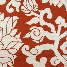 Cinnabar Drapery and Upholstery Fabric by Duralee