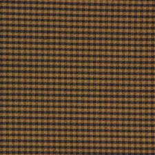 Yellow/Blue/Burgundy Plaid Drapery and Upholstery Fabric by Kravet