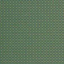 Green/Beige/Blue Drapery and Upholstery Fabric by Kravet
