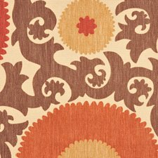 Clove Drapery and Upholstery Fabric by RM Coco