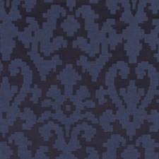Navy Blazer Drapery and Upholstery Fabric by Robert Allen