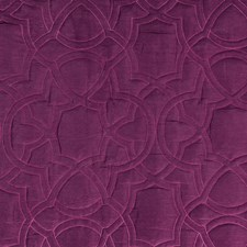 Magenta Drapery and Upholstery Fabric by Beacon Hill