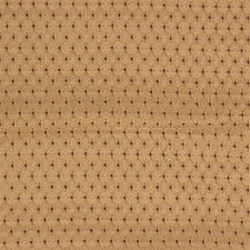 Beige/Burgundy/Red Diamond Drapery and Upholstery Fabric by Kravet