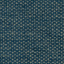 Parrot Blue Drapery and Upholstery Fabric by Robert Allen