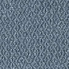 Calypso Blue Drapery and Upholstery Fabric by Robert Allen