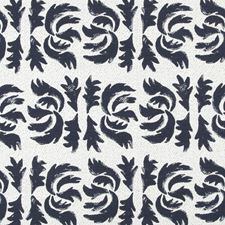Indigo Drapery and Upholstery Fabric by Robert Allen