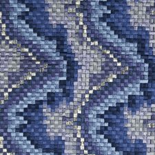 Indigo Drapery and Upholstery Fabric by Beacon Hill