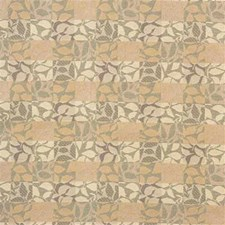 Green/Light Green/Beige Botanical Drapery and Upholstery Fabric by Kravet