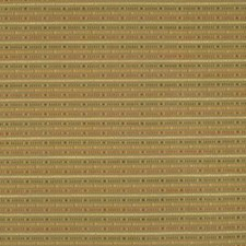 Yellow/Gold/Orange Stripes Drapery and Upholstery Fabric by Kravet