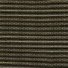 Black/Brown/Beige Stripes Drapery and Upholstery Fabric by Kravet