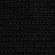Black Solid Drapery and Upholstery Fabric by S. Harris