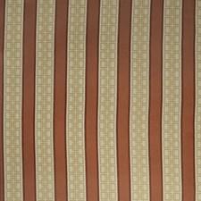 Carnelian Geometric Drapery and Upholstery Fabric by Fabricut