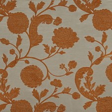 Copper On Titanium Drapery and Upholstery Fabric by Scalamandre
