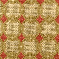 Olive Drapery and Upholstery Fabric by Robert Allen/Duralee