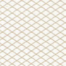 White Sand Drapery and Upholstery Fabric by Scalamandre
