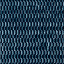 Sapphire Velvet Drapery and Upholstery Fabric by Scalamandre