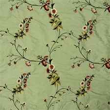 Mist Silk Drapery and Upholstery Fabric by Kravet