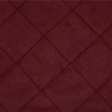 Burgundy/Red Diamond Drapery and Upholstery Fabric by Kravet