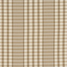 Hemp Check Drapery and Upholstery Fabric by Fabricut
