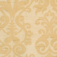 Cashew Jacquard Pattern Drapery and Upholstery Fabric by Fabricut