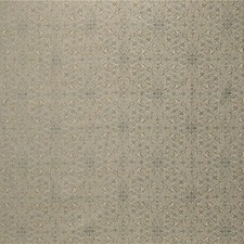 Beige/Light Blue Bargellos Drapery and Upholstery Fabric by Kravet