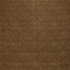 Brown/Beige Bargellos Drapery and Upholstery Fabric by Kravet