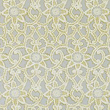 Silver Drapery and Upholstery Fabric by Robert Allen /Duralee