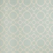 Aqua Contemporary Drapery and Upholstery Fabric by Fabricut