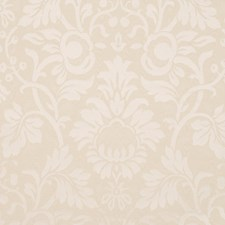 Champagne Floral Drapery and Upholstery Fabric by Fabricut